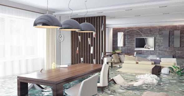 Независимая экспертиза квартиры после залива в Москве